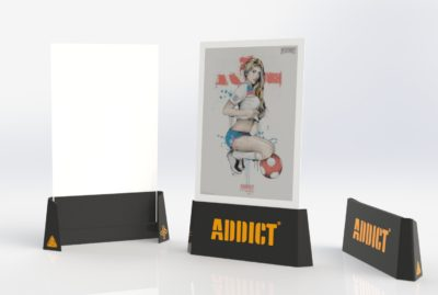 Addict Brand Holder