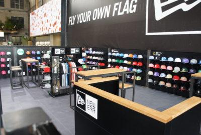 New Era Tradeshow Hat Point Of Sale