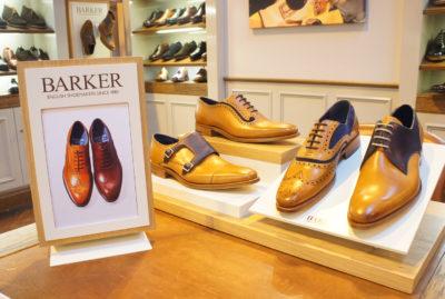 Barker Shoes Portfolio Colour