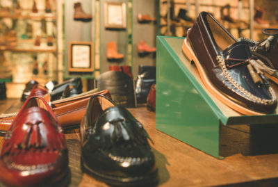 Bass Shoes Glorifier Close Up