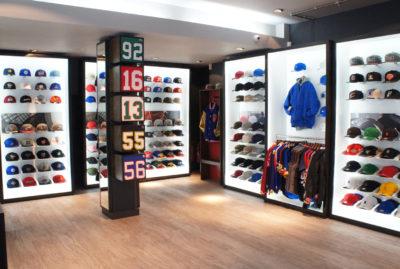 Mitchell & Ness Retail Design