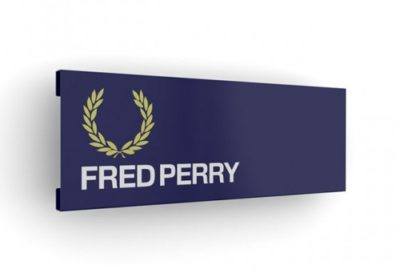 Fred Perry Visual Branding