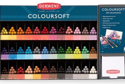 Derwent Coloursoft Retail Merchandiser